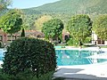 Hotel Domaine Peshtera-garden and pool - panoramio.jpg