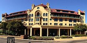 Hotel Stockton - Stockton, CA (cropped).JPG