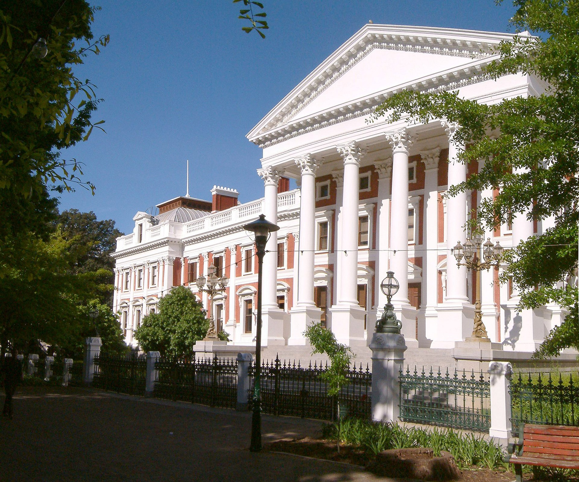 1920s Mansion Houses Of Parliament Cape Town Wikipedia