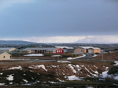 How to get to Flúðir with public transit - About the place