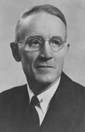 Progressive Conservative leadership convention, 1942 - Image: Howard Charles Green
