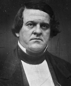 Howell Cobb - Image: Howell Cobb crop