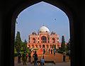 Humayun's Tomb, Delhi, India 2.jpg