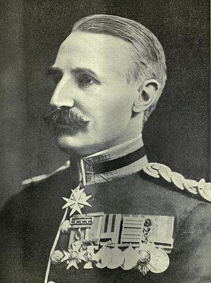Aylmer Hunter-Weston - Sir Aylmer Hunter-Weston.