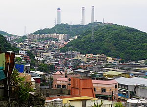 Zhongshan District, Keelung - Zhongshan District