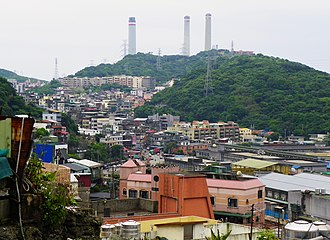 Keelung - Hsieh-ho Power Plant