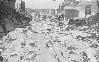 1955 Connecticut floods
