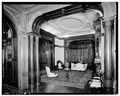 INTERIOR VIEW OF PARLOR - Colonel Walter Gresham House, 1402 Broadway, Galveston, Galveston County, TX HABS TEX,84-GALV,26-9.tif