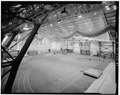 INTERIOR VIEW OF THE FIELD HOUSE, BUILDING -663, WEST END - U. S. Military Academy, West Point, Orange County, NY HABS NY,36-WEPO,1-37.tif