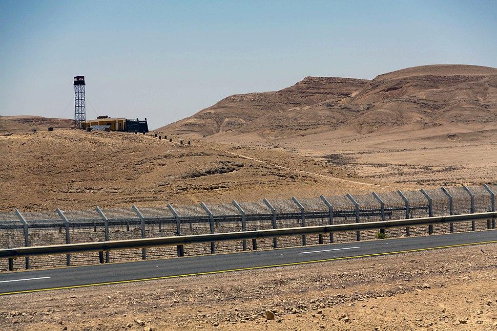 ISR-EGY border 6515a