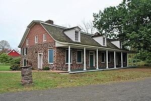 Steuben House - Image: I Steuben House, River Edge, NJ