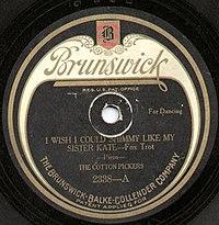 Brunswick Records - Wikipedia