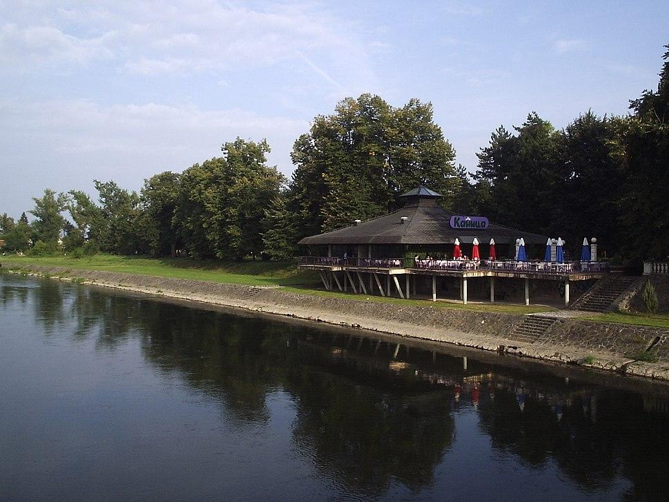 Ibar River in Mataruška Banja