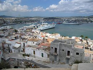 Ibiza old town harbour (236730060)