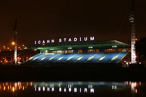 Adidas Grand Prix - The host stadium – Icahn Stadium