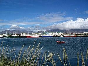 Höfn -  Höfn harbour