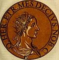 Icones imperatorvm romanorvm, ex priscis numismatibus ad viuum delineatae, and breui narratione historicâ (1645) (14743499451).jpg