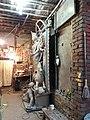 Idol making at Kumortuli, Kolkata2.jpg