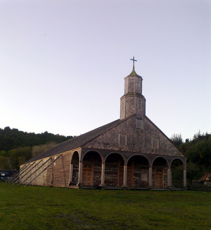 Church of Quinchao - Wikipedia