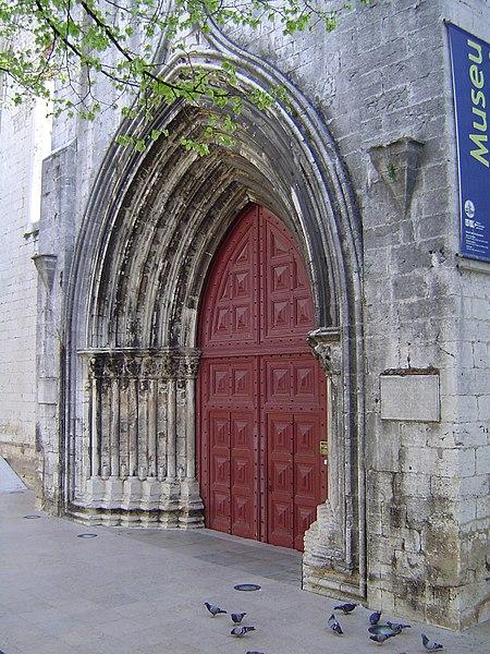 Image:IgrejaCarmoLisbon-CCBYSA.jpg