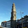 Igreja dos Clérigos é Torre dos Clérigos - panoramio.jpg