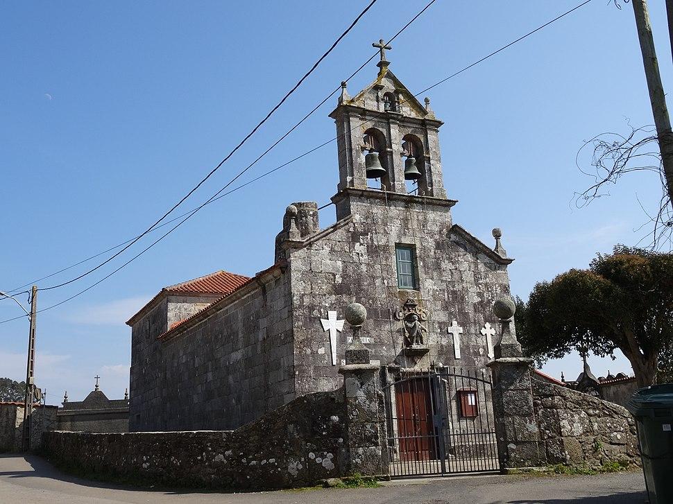 Igrexa San Breixo de Oza