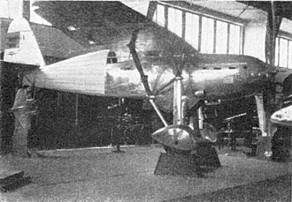 Ikarus IK-2 - Image: Ikarus IK 2 photo L'Aerophile June 1938