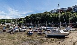 Ilfracombe (Devon, UK), Harbour -- 2013 -- 1785