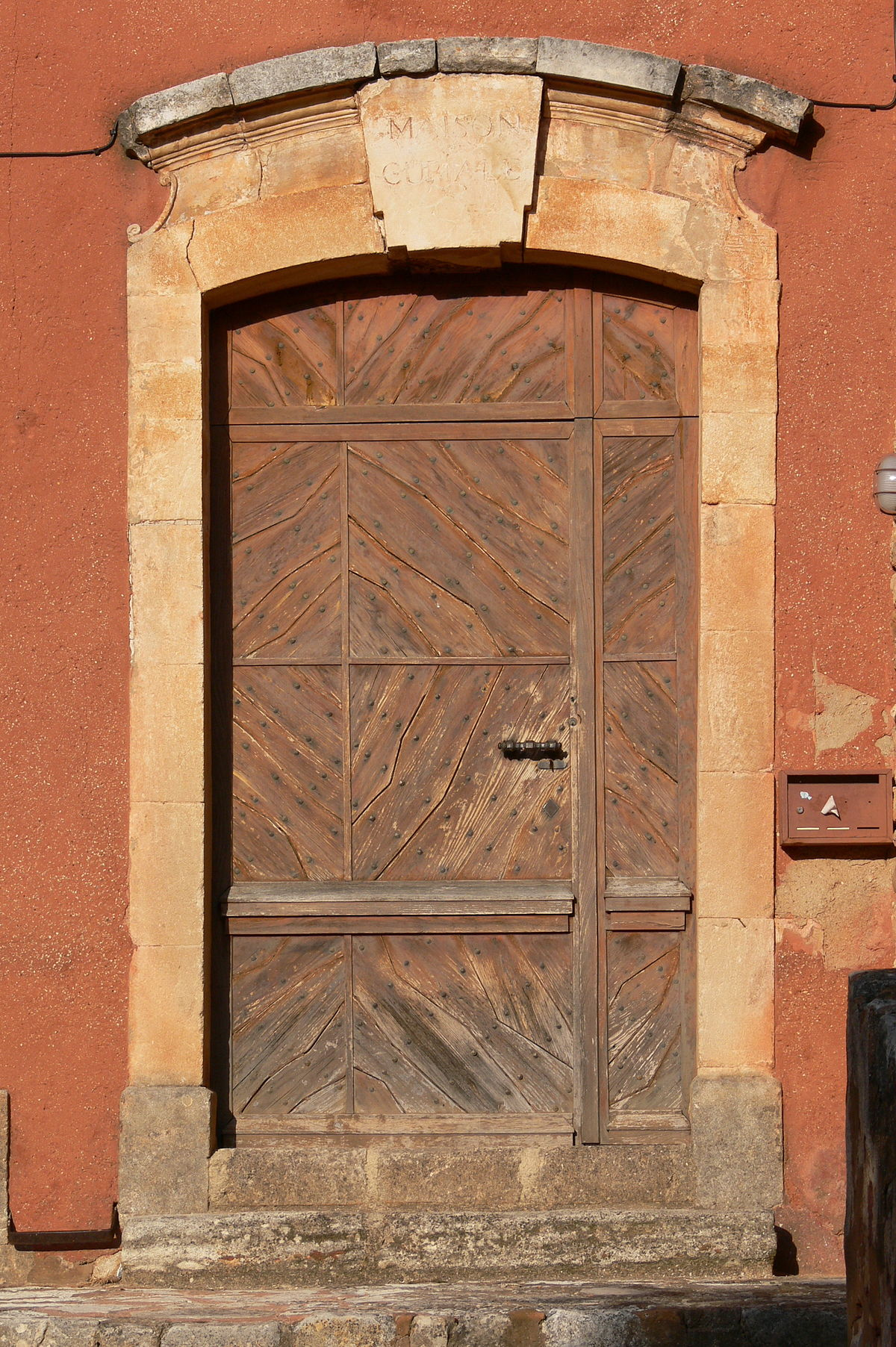 Porte architecture wikip dia for Type de porte