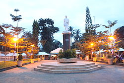 Impasug-ong Plaza, Bukidnon, Mindanao, Philippines.jpg