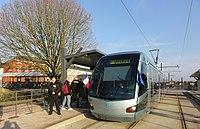 Inauguration de la branche vers Vieux-Condé de la ligne B du tramway de Valenciennes le 13 décembre 2013 (122).JPG
