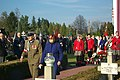 Independence Day 2018 at Central Cemetery in Sanok 05 (old veteran).jpg