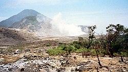 帕潘达扬火山