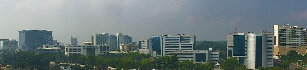 InfoPark, Kochi - Wikipedia