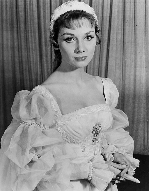 Inga Swenson 1958