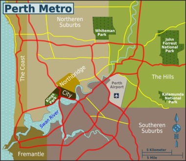 North Perth Cafes Restaurants