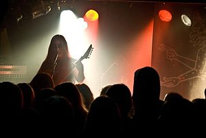 Inquisition (metal band) - Live at Hole in the Sky, Bergen Metal Fest 2008