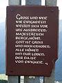 Inschrift des Gipfelkreuzes am Plattenkogel.jpg