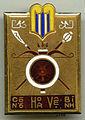 Insigne Garde Républicaine Cochinchinoise, 1946.JPG