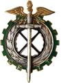 Insigne régimentaire Centre de Formation Technique du Train (France).png