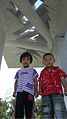 Int.Friendship Sculpture Park Urumqi China 2007.jpg