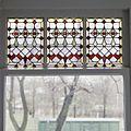 Interieur, aanzicht glas-in-loodraam - 's-Gravenhage - 20367501 - RCE.jpg