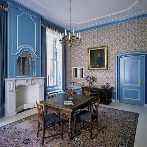 File interieur blauwe kamer arnhem 20424525 wikimedia commons - Blauwe kamer kind ...