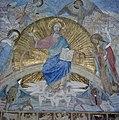 Interieur, gewelfschildering in het koor, tijdens restauratie - Maastricht - 20382841 - RCE.jpg
