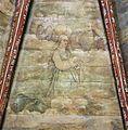 Interieur koor, gewelfschilderingen, vak 2, detail, na restauratie - Warmenhuizen - 20356232 - RCE.jpg