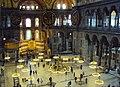 Interior of Hagia Sophia 124.jpg