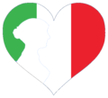 Interwiki women Italian logo.png