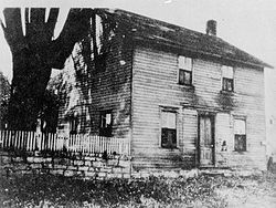 Isaac Cody House, 1034 North Cody Street (moved to 720 Sheridan Avenue, Cody, WY), Le Claire, Scott, IA.jpg