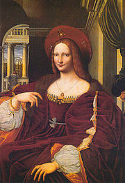 Isabella of Aragon, Raphael, Doria Pamphilj Gallery