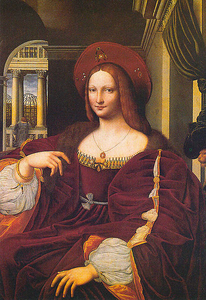 Archivo:Isabella di Aragona as Mona Lisa.jpg